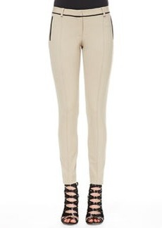 Jason Wu Bi-Stretch Wool Ankle Pants