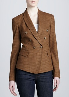 Michael Kors Double-Breasted Blazer