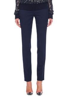 Michael Kors Samantha Slim Pants, Midnight