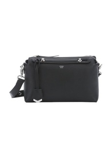 Fendi black leather 'By The Way' convertible shoulder bag