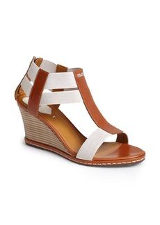 Fendi 'Carioca' Wedge Sandal (Women)