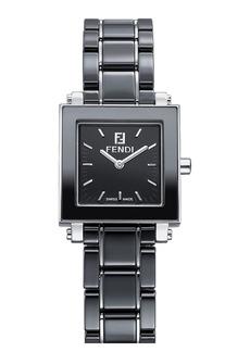 Fendi Ceramic Square Case Watch, 25mm (Regular Retail Price: $1,095.00)