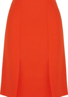 Fendi Cotton-crepe skirt