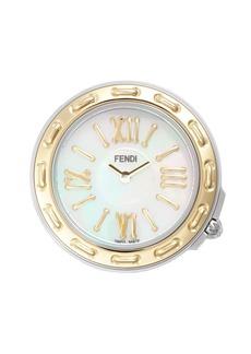 Fendi 'Selleria' Mother-of-Pearl Dial Watch Case, 37mm (Regular Retail Price: $1,095.00)