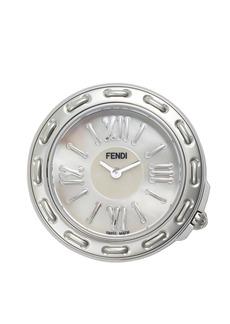 Fendi 'Selleria' Mother-of-Pearl Dial Watch Case, 37mm (Regular Retail Price: $950.00)