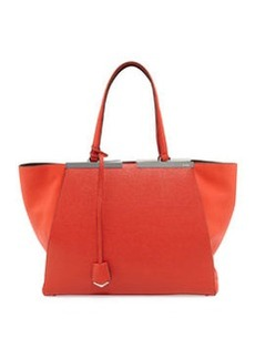 Trois Jour Shopping Grande Tote, Red Orange   Trois Jour Shopping Grande Tote, Red Orange