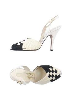 FERRAGAMO'S CREATIONS - Sandals