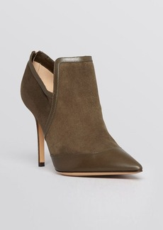 Salvatore Ferragamo Booties - Nume Glass High Heel
