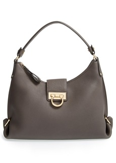 Salvatore Ferragamo 'Fanisa' Leather Hobo