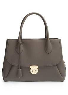 Salvatore Ferragamo 'Fiamma' Leather Tote