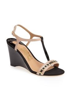 Salvatore Ferragamo 'Malina' Wedge Sandal (Women)
