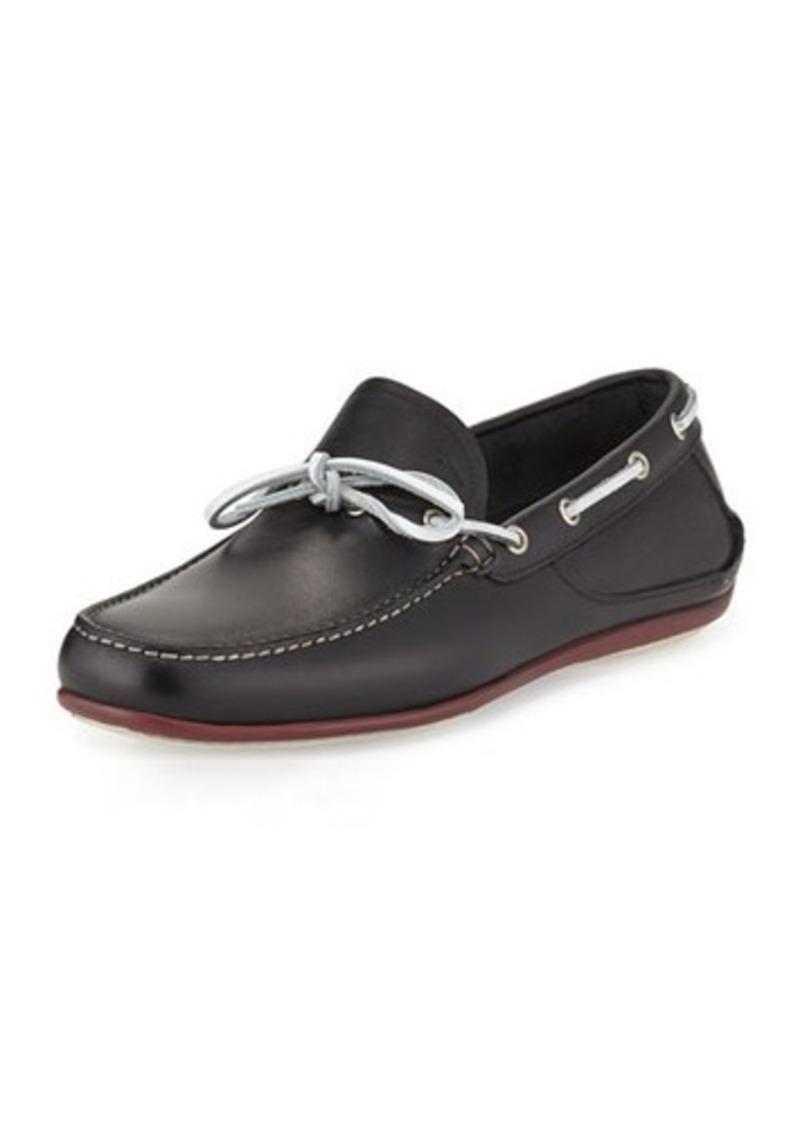 ferragamo salvatore ferragamo mango calfskin boat shoe shoes shop it to me. Black Bedroom Furniture Sets. Home Design Ideas