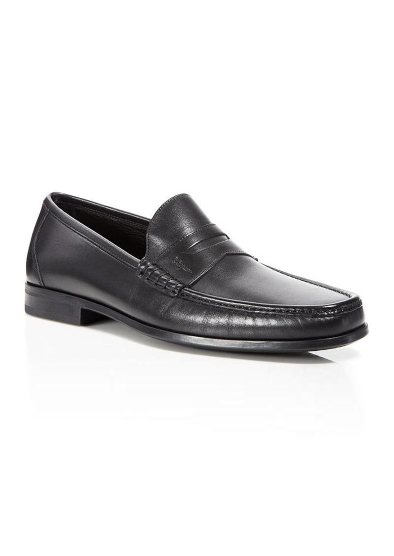 ferragamo salvatore ferragamo marco penny loafers shoes shop it to me. Black Bedroom Furniture Sets. Home Design Ideas