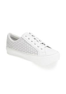 Salvatore Ferragamo 'Melina' Leather Sneaker (Women)