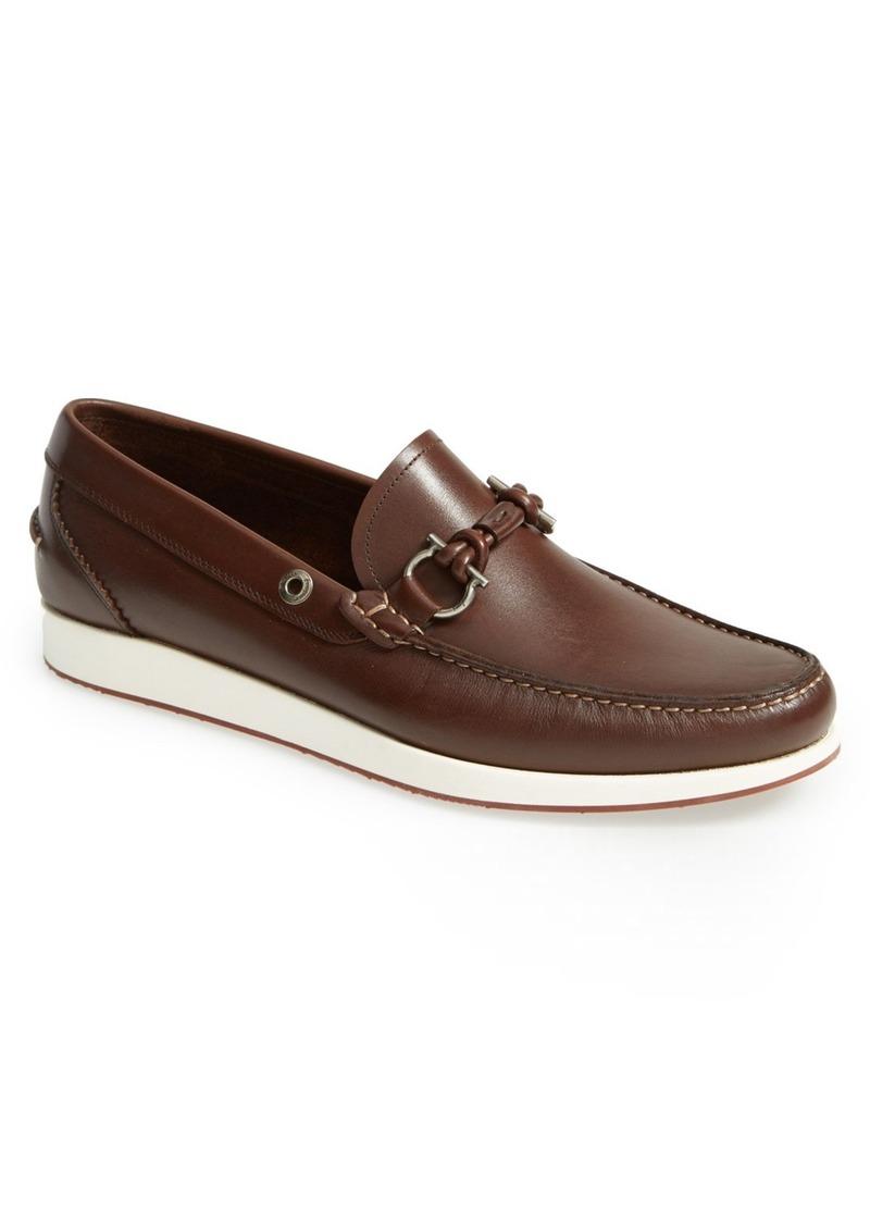 Ferragamo Salvatore Ferragamo 'Nidal' Boat Shoe (Men ...