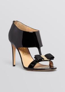 Salvatore Ferragamo Open Toe Sandals - Pellas High Heel