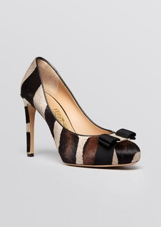 Salvatore Ferragamo Platform Pumps - Pimpa High Heel