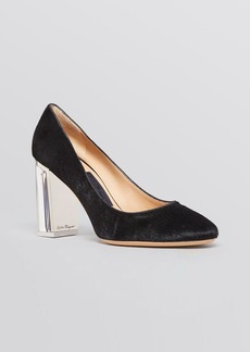 Salvatore Ferragamo Pumps - Ninfea Lucite High Heel