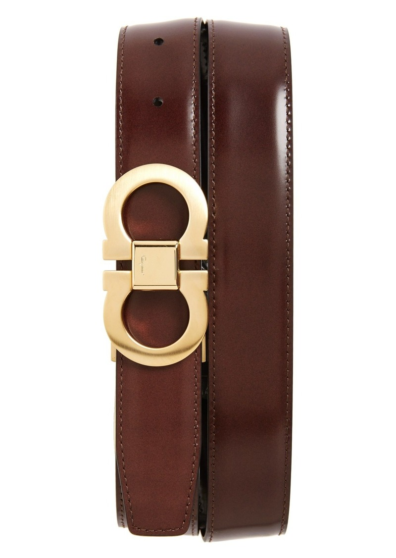 ferragamo salvatore ferragamo reversible belt belts shop it to me. Black Bedroom Furniture Sets. Home Design Ideas