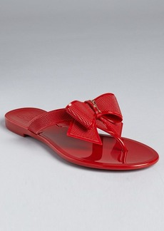 Salvatore Ferragamo Sandals - Bali Jelly Flip Flop