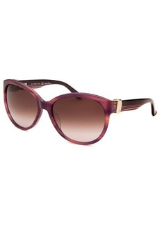 Salvatore Ferragamo Women's Cat Eye Purple Sunglasses