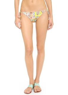 Shoshanna Bohemian Floral Bikini Bottoms