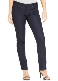 Calvin Klein Jeans Straight-Leg Jeans, Rinse Wash
