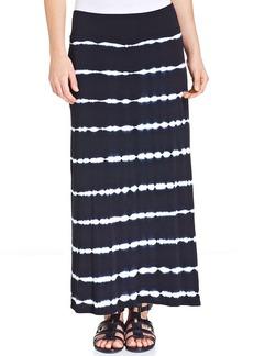 kensie Tie-Dye Maxi Skirt