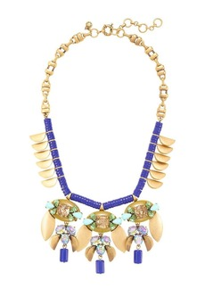 Crystal mobile necklace