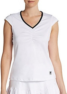 FILA Cap Sleeve Performance Top