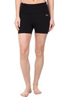 Fila Ruched Waist Shorts