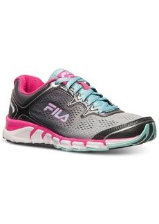 Fila Women's Mechanic Energized Running Sneakers from Finish Line