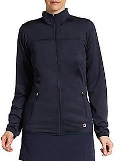 FILA Zip Front Track Jacket