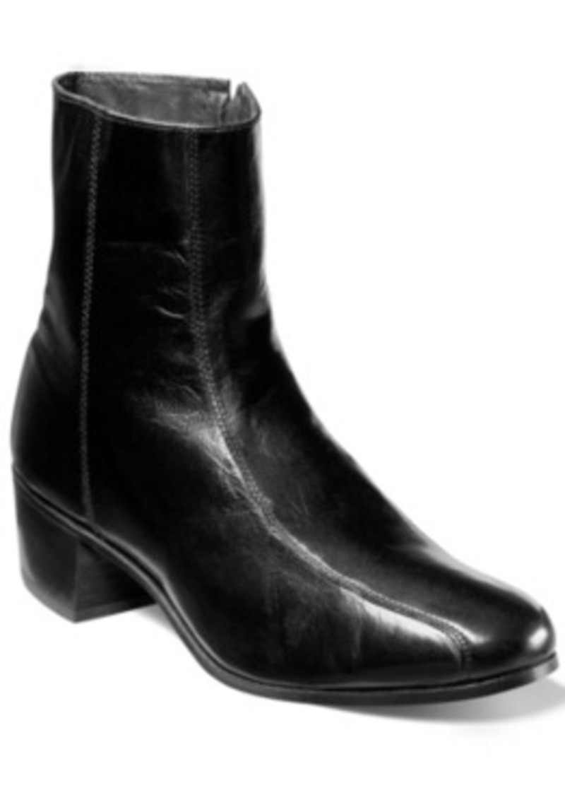 florsheim florsheim duke bike toe ankle boots s shoes
