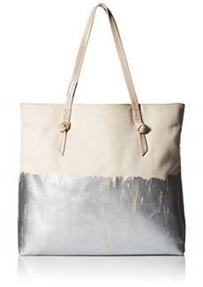 Foley + Corinna Apollo Canvas Tote Bag, Alabaster Canvas, One Size