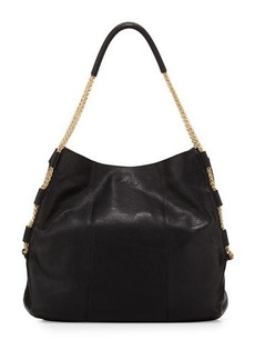 Foley + Corinna Astor Chain-Detail Hobo Bag