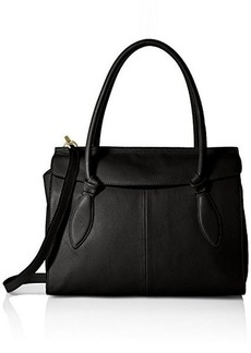 Foley + Corinna Babs Satchel Bag, Black, One Size