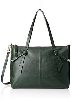 Foley + Corinna Bandeau Satchel Top Handle Bag, Evergreen, One Size