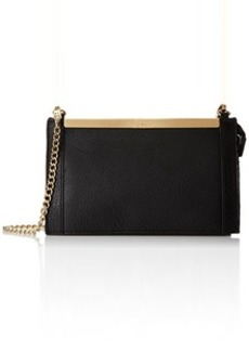 Foley + Corinna Barred Cross Body Bag