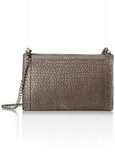 Foley + Corinna Barred Cross Body Bag,Sterling,One Size