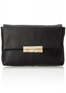Foley + Corinna Bea Clutch Cross Body Bag, Black, One Size