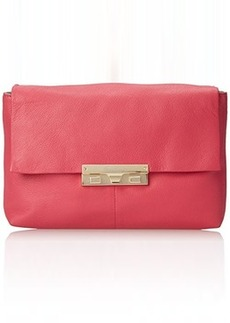 Foley + Corinna Bea Clutch Cross Body Bag, Rose, One Size
