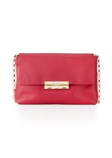 Foley + Corinna Bea Flap-Top Leather Crossbody Bag
