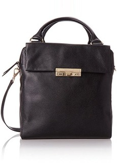 Foley + Corinna Bea Satchel Top Handle Bag, Black, One Size