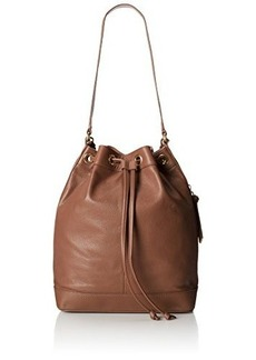 Foley + Corinna Billy Bucket Shoulder Bag, Truffle, One Size