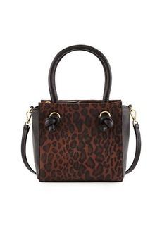 Foley + Corinna Bretta Mini Leather Satchel Bag