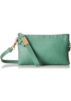 Foley + Corinna Cache Cross Body Bag, Aqua, One Size