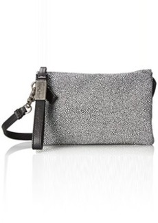 Foley + Corinna Cache Cross Body Bag, Black Stingray, One Size