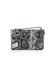 Foley + Corinna Cache Leather Crossbody/Wristlet