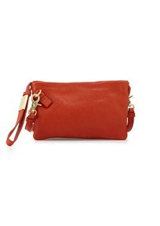 Foley + Corinna Cache Leather Crossbody/Wristlet, Spice